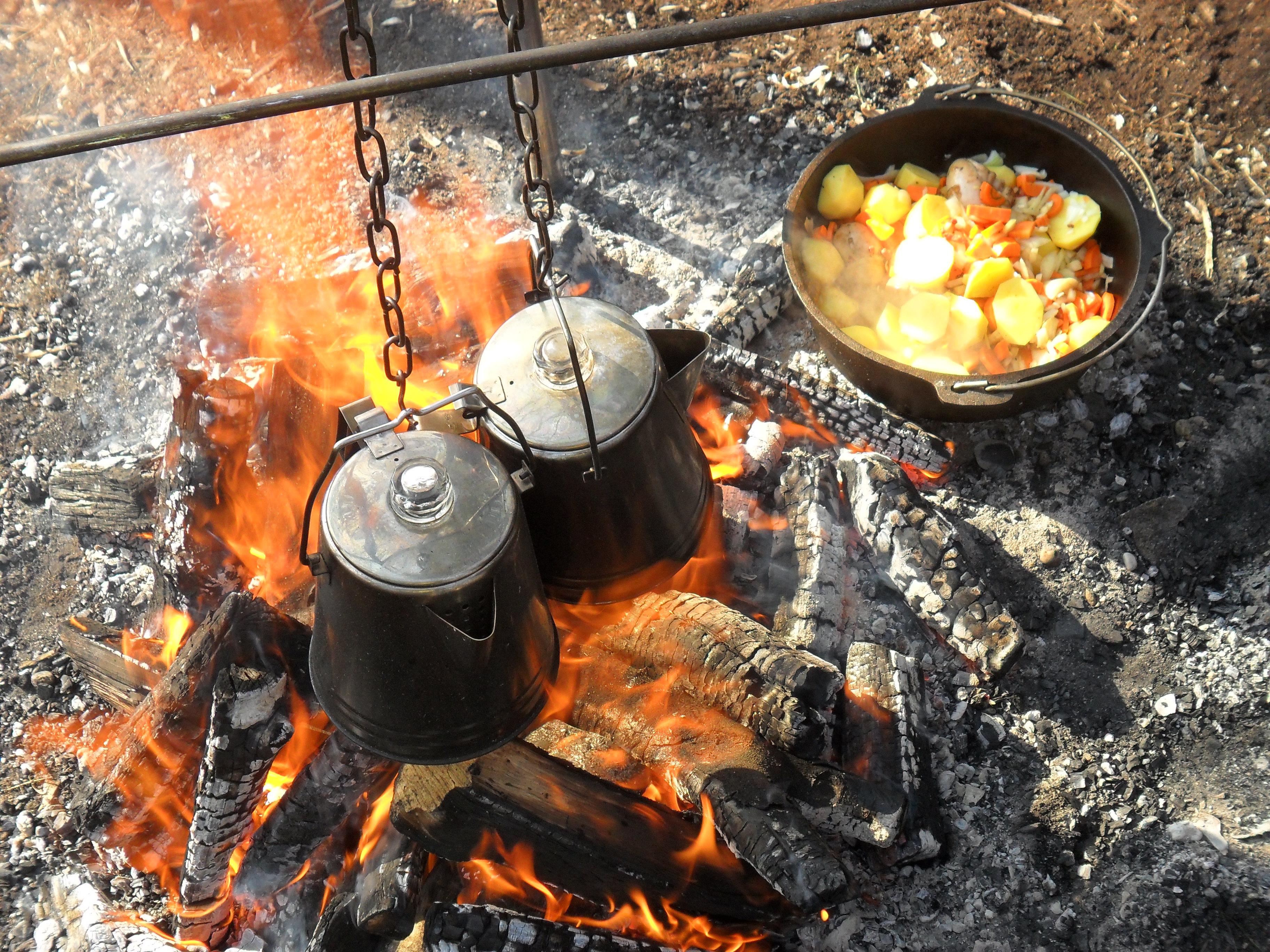 Course description international wilderness guide for Cuisine outdoor